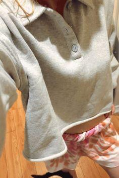 OFFLINE OTT Fleece Tie Dye Short curated on LTK
