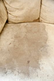How to clean a microfiber couch with rubbing alcohol. I was able to get majority of the stains out of my red microfiber couch. House Cleaning Tips, Diy Cleaning Products, Cleaning Solutions, Spring Cleaning, Cleaning Hacks, Cleaning Supplies, Cleaning Microfiber Couch, Household Tips, Cleaning Recipes