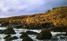 Giant's Causeway - Irlanda del Nord
