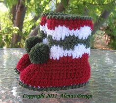 PDF Instant Download  Crochet Pattern 028 ♥ by AlenasDesign on Etsy, $5.65