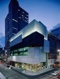 Zaha Hadid Architects, Hélène Binet, Paul Warchol, Roland Halbe · Rosenthal Center for Contemporary Art in Cincinnati. USA