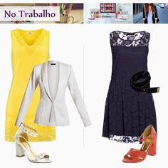 Espaço Maheyell: #vestido de renda