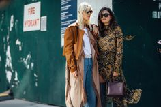 New York Fashion Week Spring 2018 Street Style Photos -- NYFW   Coveteur.com