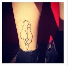 Aristocats tattoo