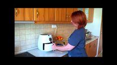 Sült édesburgonya készítése olaj nélkül Philips AirFryer sütőben Kettle, Kitchen Appliances, Diy Kitchen Appliances, Tea Pot, Home Appliances, Boiler, Kitchen Gadgets