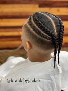 46 new stylish short hairstyle braids ideas 42 Cornrow Hairstyles For Men, Braids Hairstyles Pictures, Cool Braid Hairstyles, Twist Hairstyles, Hair Pictures, Hairstyles Haircuts, Braids With Fade, Braids For Boys, Man Braids