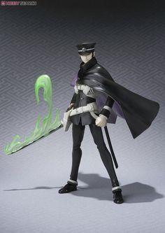 D-Arts Kuzunoha Raidou  (PVC Figure) Item picture5
