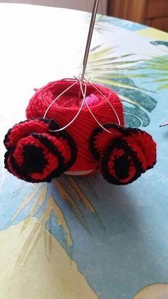 Boucles d oreille crochet