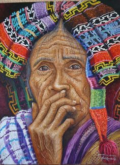"Change The Life Channel: Mayan Tz'utujil Arte Indigenous Painting, Art and Craft Cooperative: Single Mayan Mothers Create To Teach Mayan History, and Raise Money For Their Children's ""Mayan Education Fund"""