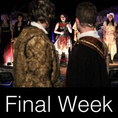 MAN OF LA MANCHA enters its final week of performances tonight! Do not let this impossible dream pass you by! Man Of La Mancha, Impossible Dream, Finals Week, Seasons, Movie Posters, Film Poster, Seasons Of The Year, Popcorn Posters, Film Posters