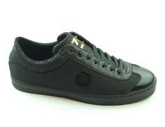 gave Cruyff Sneakers zwart