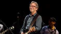 Slowhand himself has announced a trio of shows at London's Royal Albert Hall.