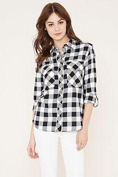 Buffalo Plaid Shirt