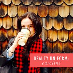 My Beauty Uniform: Caroline Donofrio | A Cup of Jo