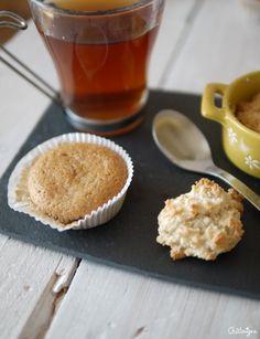 Tout pour un thé gourmand (et utiliser des blancs d'oeufs !)