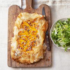 Butternut Squash Sage Tart Recipe - Good Housekeeping