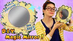 DIY Snow White Magic Mirror | Arts and Crafts with Crafty Carol   P L A Y L I S T https://www.youtube.com/playlist?list=PLmXIvUqK8z1Ovk_Tbalj0Vb8yMIdkUnOZ