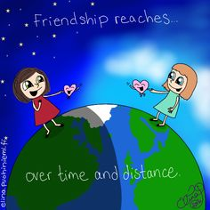 Friendship Week – 7/8
