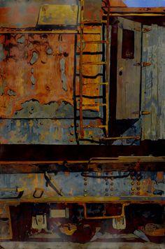 Open door | by Dana Brown Art
