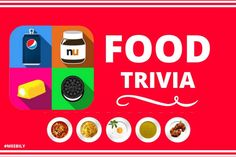Now is the time for you to play on with our wide variety Food Trivia questions & answers quiz game that shall assess your knowledge. Trivia Questions For Adults, Family Trivia Questions, Trivia Questions For Kids, Quiz Questions And Answers, Funny Questions, Question And Answer, Quizzes And Answers, Quiz With Answers, Pub Quizzes