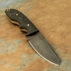 Jeff Baker knives