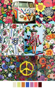 (via FLOWER POWER). Pattern Curator