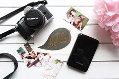 LIFESTYLE | The Polaroid Zip Instant Mobile Printer