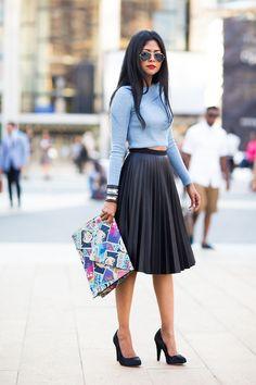 #midi #saia #skirt