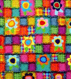 Beautiful quilt pattern :)