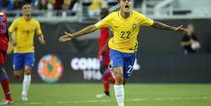 Brasil golea 7-1 a Haití en Copa América Centenario   A Son De Salsa