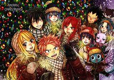 Merry Christmas! - Fairy Tail