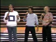 American Bandstand 33 1/3 Anniversary Special  Bobby Rydell, Fabian & Frankie Avalon