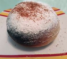 Χωρίς αυγό - Page 8 of 51 - Dairy-free Biscuit Donuts, Baked Donuts, Biscuits, Dessert Recipes, Desserts, Egg Free, Dairy Free, Pudding, Sweets