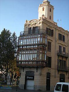 Palma de Mallorca - Edificio Triquet