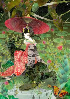 Check out Japanese artist: Tuberosa-Art ~Where the Wild Things Are! @Optivion