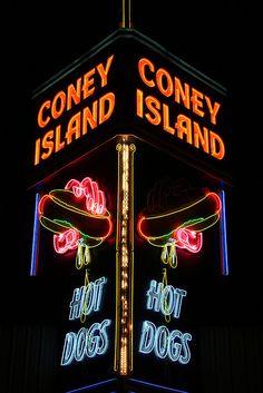 Coney Island, KHammond flickr