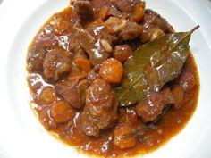 Easy Dinner Recipes, Easy Meals, Carne Asada, Pot Roast, Food And Drink, Pork, Keto, Tasty, Cooking