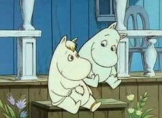 Moomins anime - Bing Images  <3 <3 <3