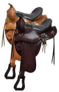 Double T Gaited Saddle – Hay River Tack and Supplies