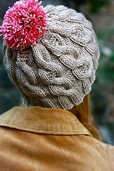 Ravelry: Cable Bunny pattern by Julia Trice