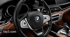 سيارة BMW# الفئة السابعة موديل ٢٠١٦ من الداخل - صورة ٨