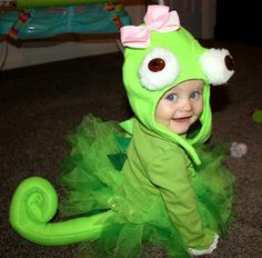 The Potter & His Clay: Baby Pascal Tangled Costume