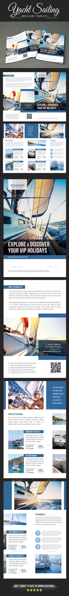 Yachting Brochure 2 - Corporate Brochures