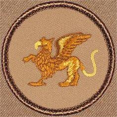 Griffin Patrol Patch (#128)