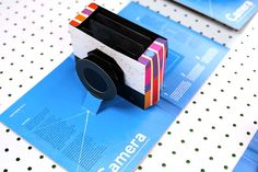Revista Código | Video: El libro que se convierte en una cámara