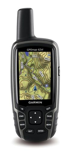 Compass, altimeter and wireless connectivity, plus a preloaded 100k topo map of the continental U.S.—Garmin GPSMAP 62ST GPS. #REIGifts