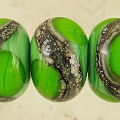 HANDMADE LAMPWORK Glass Bead