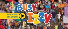 To get more information about us then you can visit us at: http://busyizzy.com/