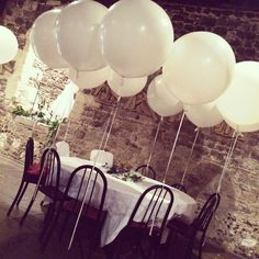Inexpensive Balloons Can Dress Up A Room And Create The Party Mood Now