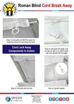 Child Safety Cord Break Away Amp Cord Lock Away On Pinterest